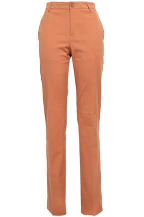 MISSONI Stretch-cotton slim-leg pants