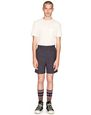 LANVIN Shorts Uomo SHORTS SARTORIALI IN TWEED    f