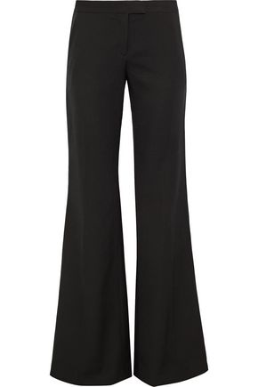 STELLA McCARTNEY Wool-twill wide-leg pants
