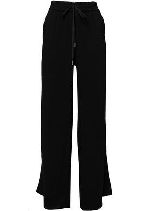 ZIMMERMANN Crepe wide-leg pants