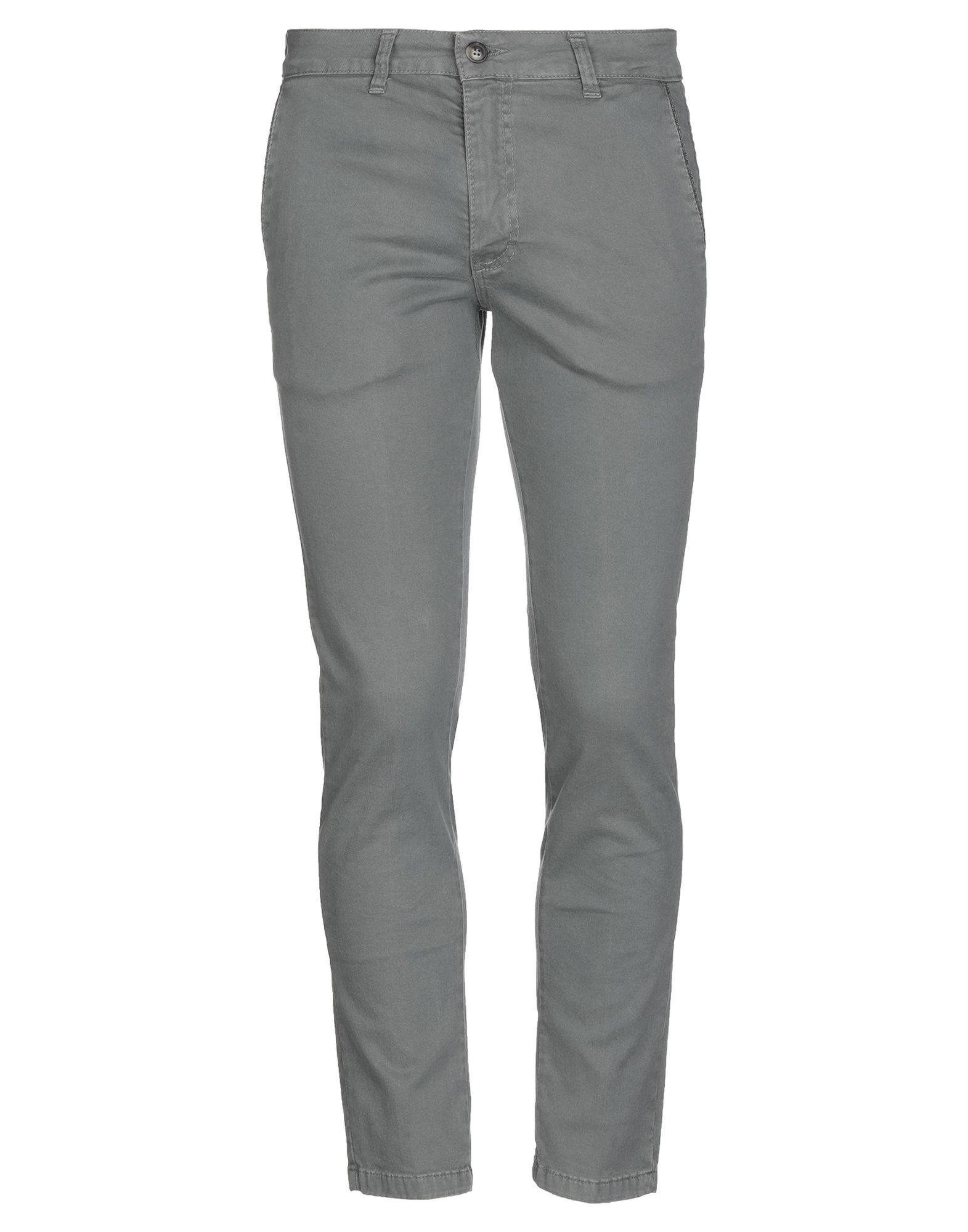 《期間限定セール中》WEBB ART OF WEAR メンズ パンツ グレー 48 コットン 98% / ポリウレタン 2%
