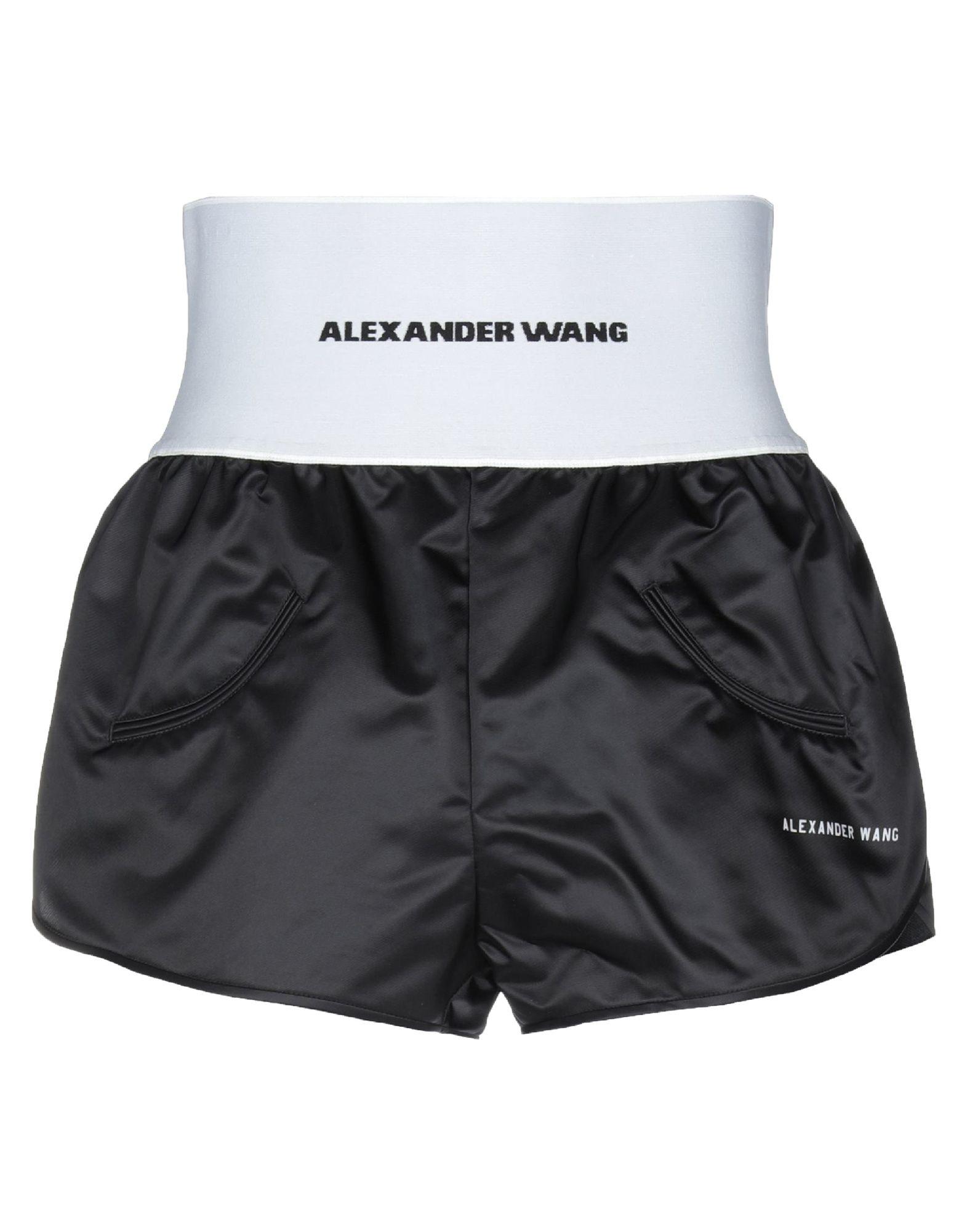 ALEXANDER WANG Повседневные шорты t by alexander wang свитер