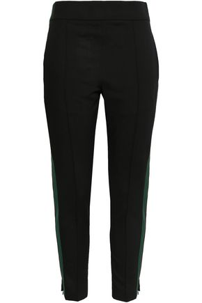 HAIDER ACKERMANN Striped wool-blend tapered pants