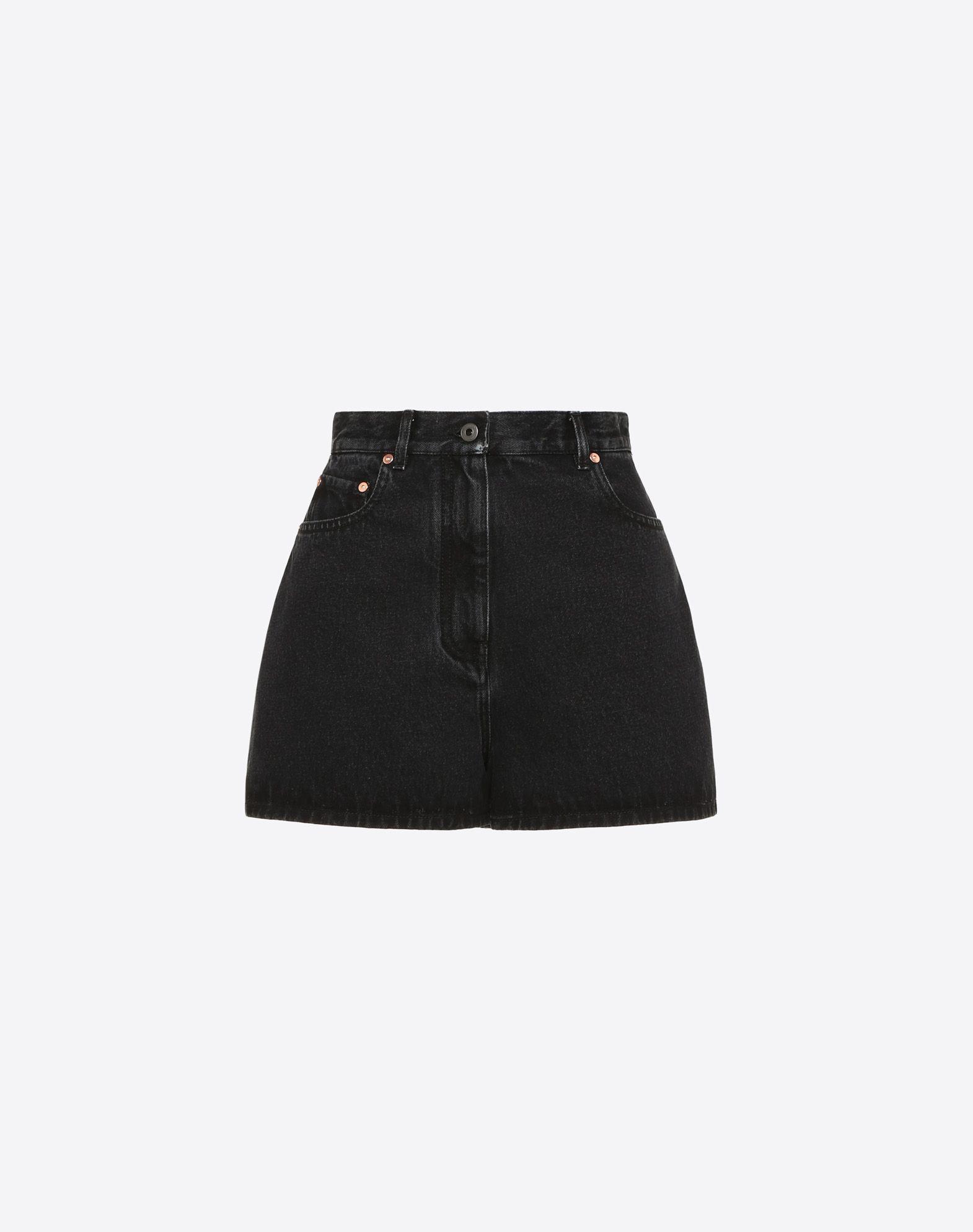 Deconstructed VLOGO Shorts