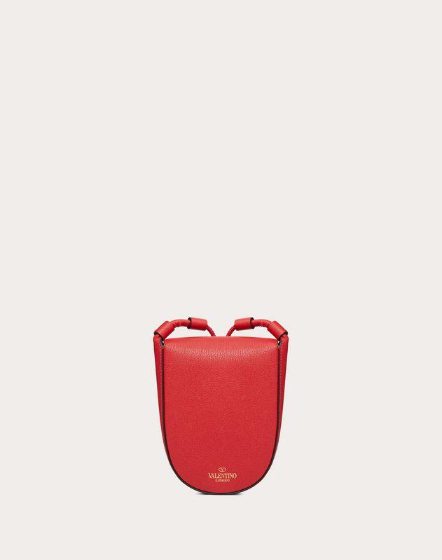 Small V-Ring Crossbody Bag