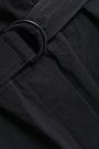 BRUNELLO CUCINELLI Cotton-blend poplin wide-leg pants