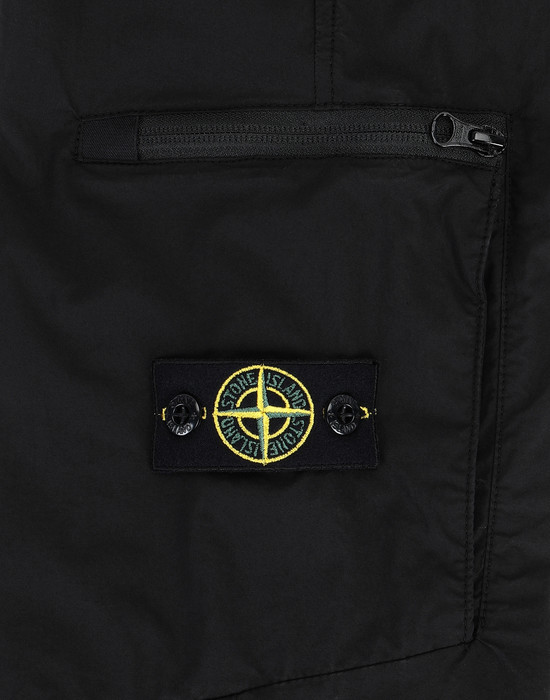 13300560gv - TROUSERS - 5 POCKETS STONE ISLAND JUNIOR
