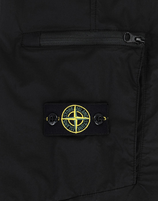 13300567lb - TROUSERS - 5 POCKETS STONE ISLAND JUNIOR