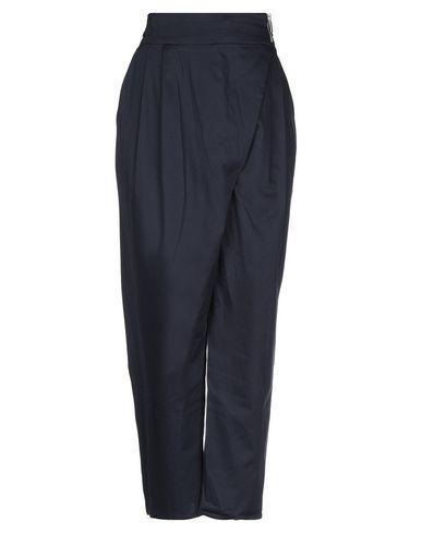 Купить Повседневные брюки от KAI AAKMANN темно-синего цвета