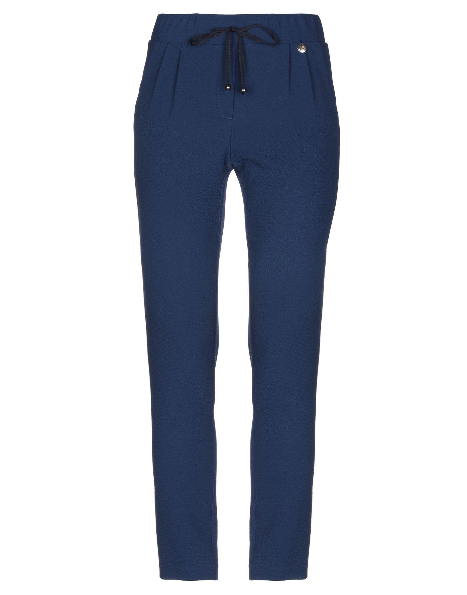 LINEA CINQUE Повседневные брюки цена