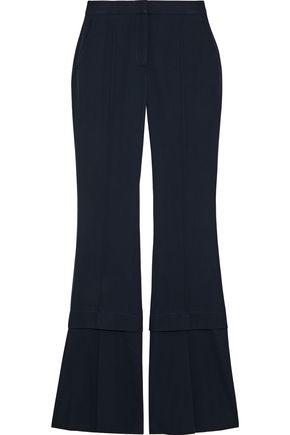 STELLA McCARTNEY Sally wool-twill flared pants
