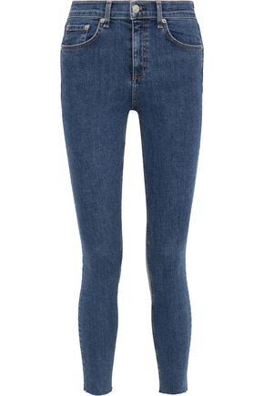 RAG & BONE Commodore high-rise skinny jeans