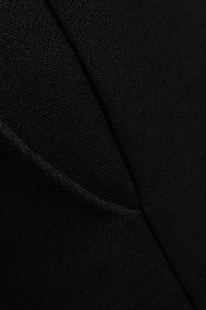 ROBERTO CAVALLI Crepe bootcut pants