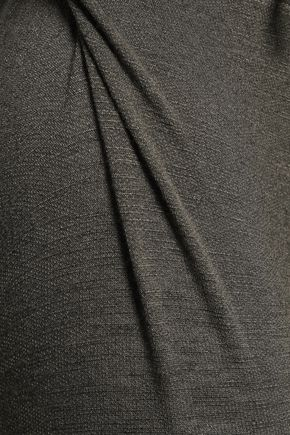 MONROW French-terry track pants