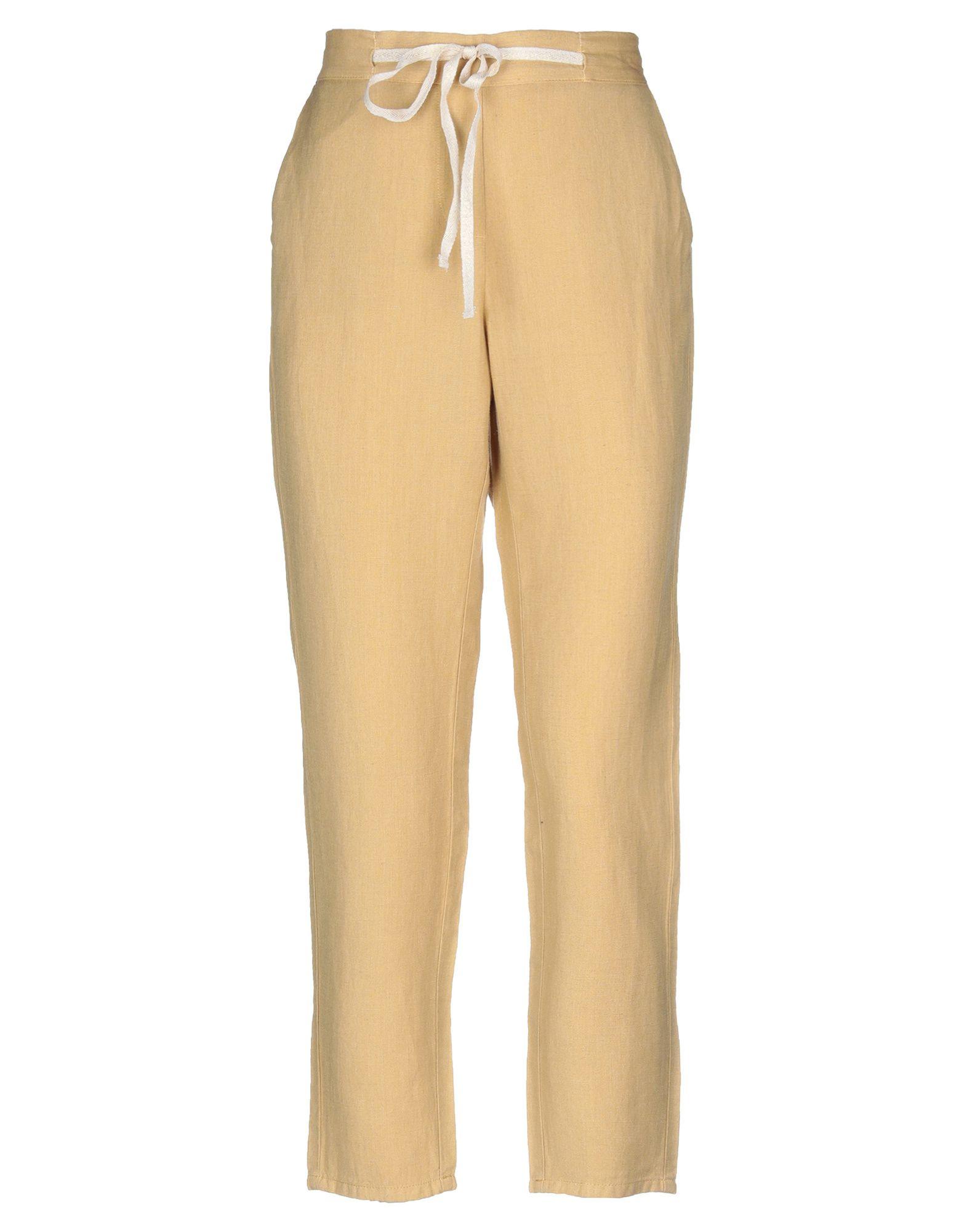 MAISON LAB Повседневные брюки цена 2017