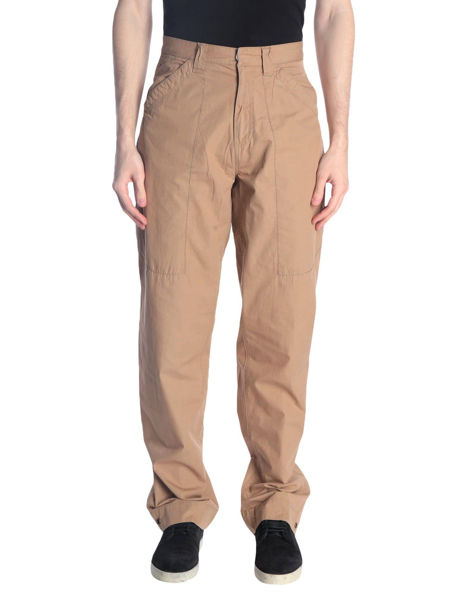 TOMMY JEANS Повседневные брюки