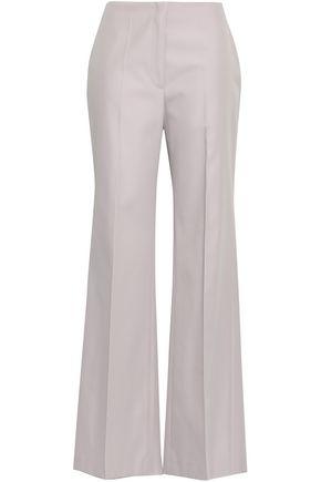 AGNONA Twill wide-leg pants