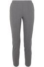 ALEXANDERWANG.T French cotton-terry track pants
