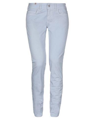 Фото - Повседневные брюки от ATELIER NOTIFY светло-серого цвета