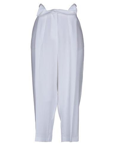 Купить Повседневные брюки от CARLA G. белого цвета