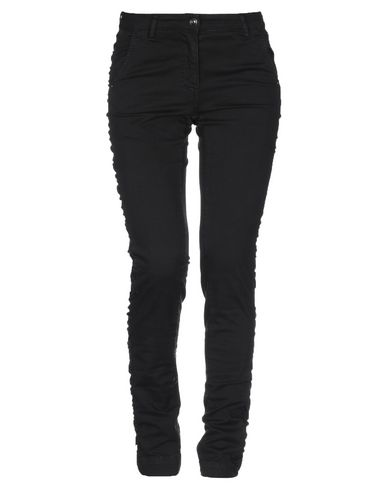 Купить Повседневные брюки от CARLA G. черного цвета