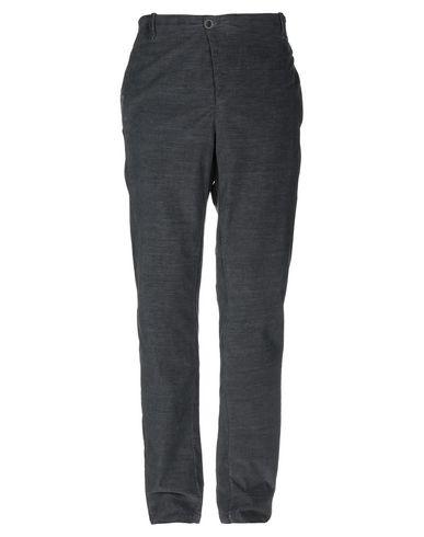 Фото - Повседневные брюки от TRANSIT свинцово-серого цвета