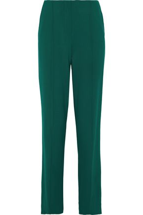 DIANE VON FURSTENBERG Wool-blend wide-leg pants