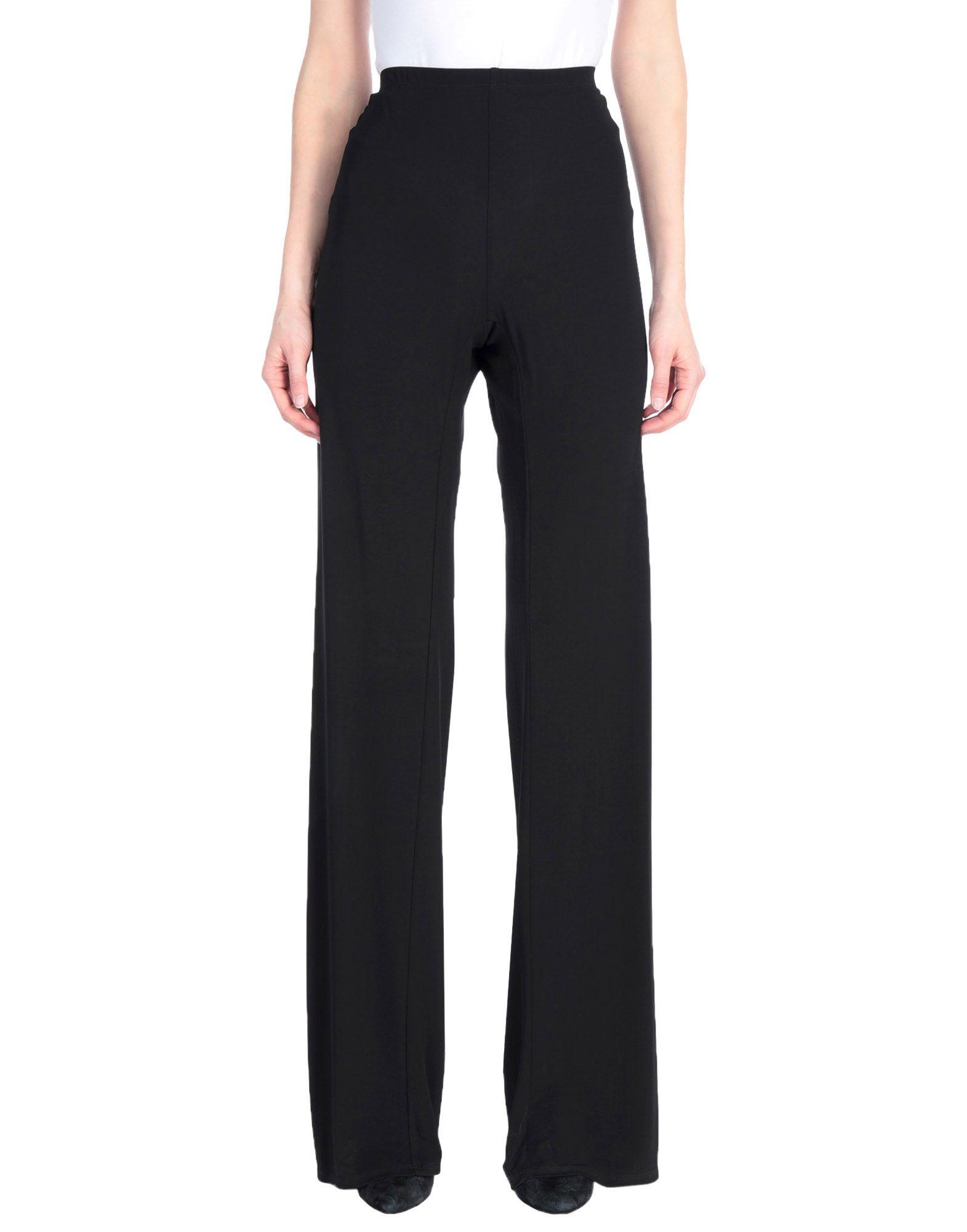 Повседневные брюки  - Черный цвет