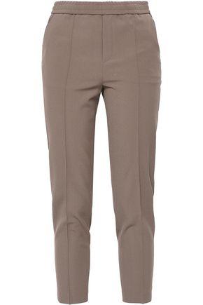 FILIPPA K Cropped woven slim-leg pants