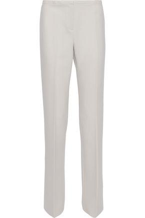ELIE TAHARI Theora crepe straight-leg pants