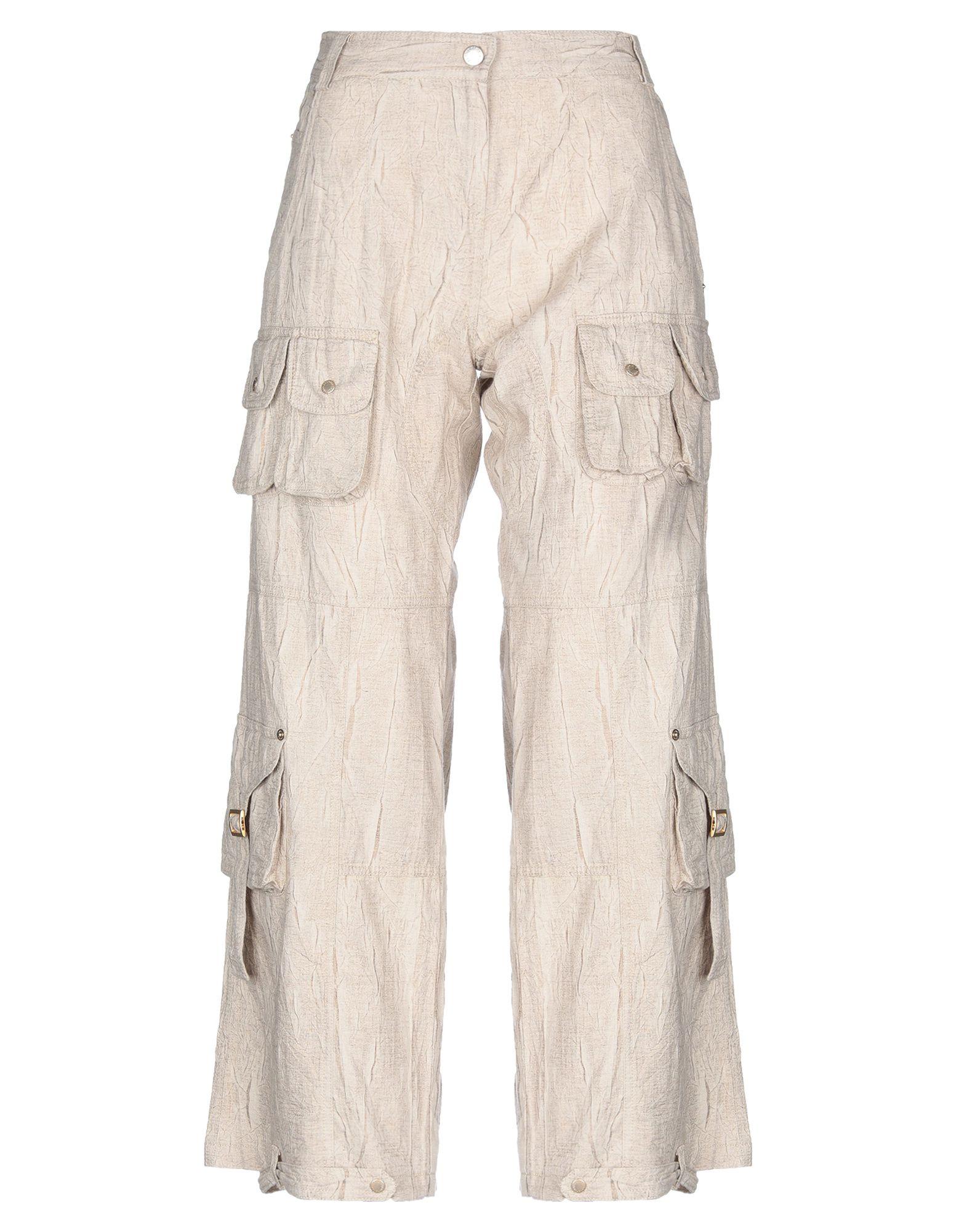 JEANS LES COPAINS Повседневные брюки цена