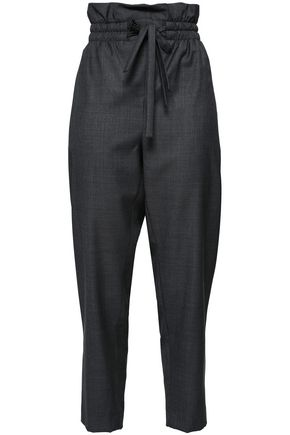 IRO Wool tapered pants
