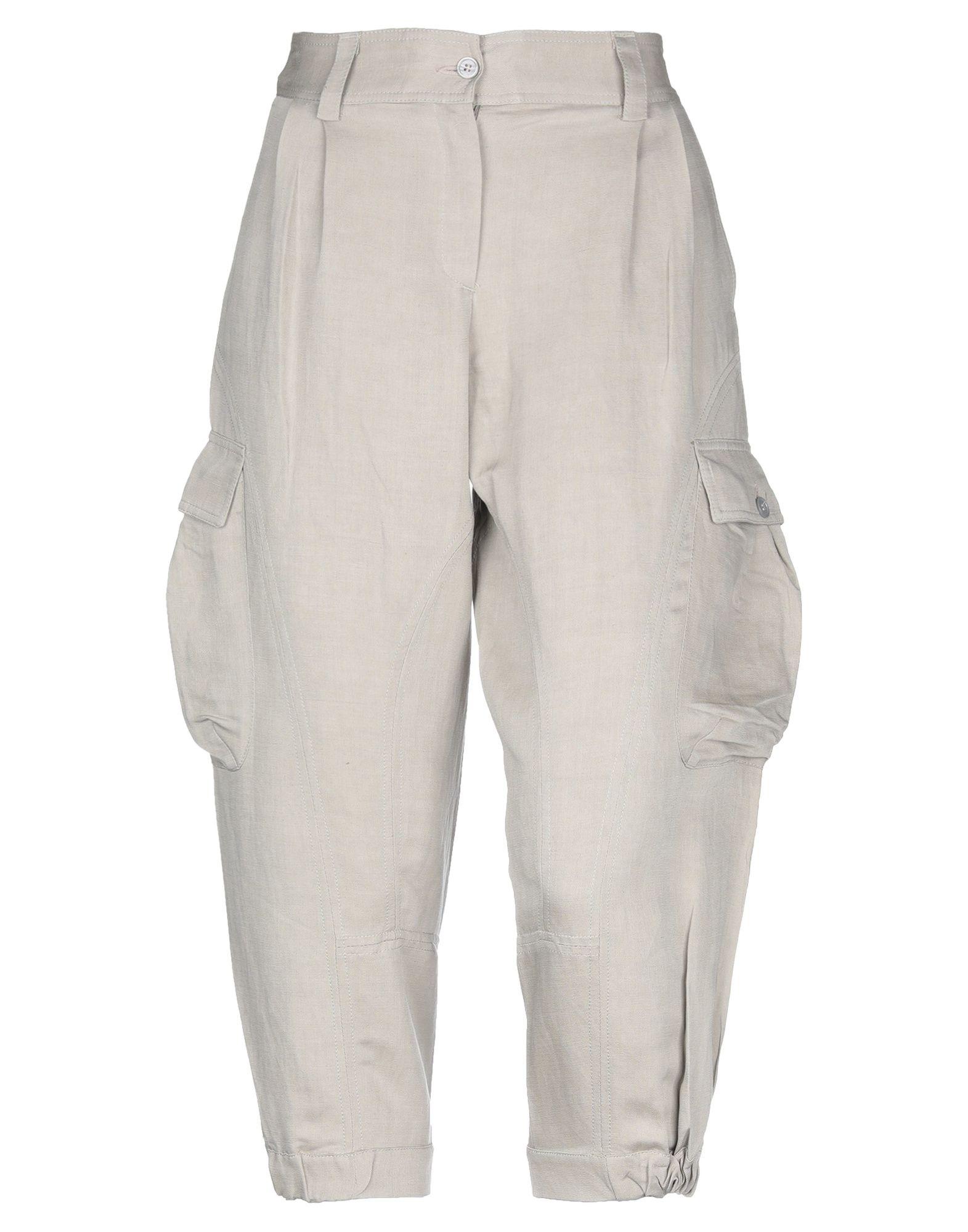 ANTONIO MARRAS Брюки-капри laboratorio by antonio marras джинсовые брюки