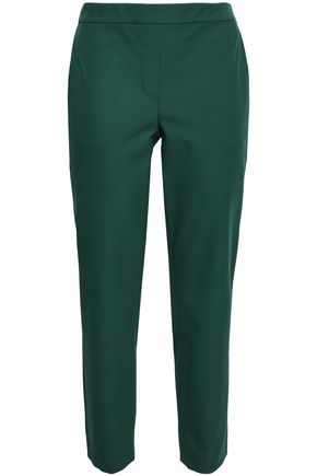 THEORY Thaniel cotton-blend slim-leg pants
