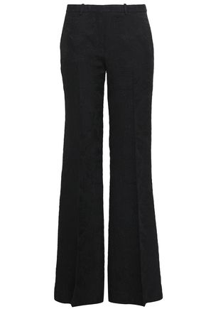 THEORY Jacquard flared pants