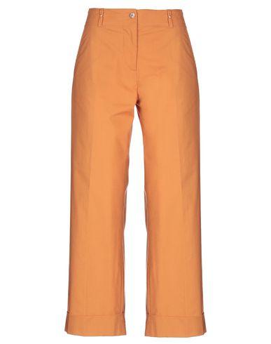 Купить Повседневные брюки от ALBERTO BIANI желто-коричневого цвета