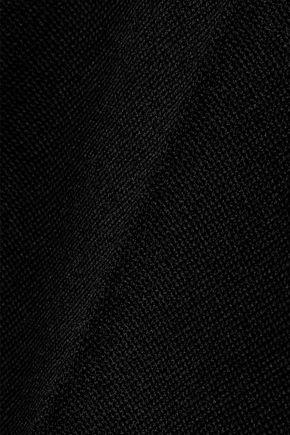 VICTORIA BECKHAM Wool woven flared pants