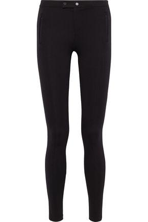 VINCE. Stretch-ponte skinny pants