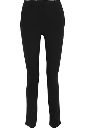 VICTORIA BECKHAM Stretch-wool slim-leg pants
