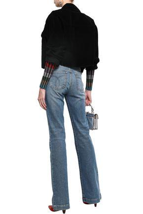 FIORUCCI Blair high-rise flared jeans