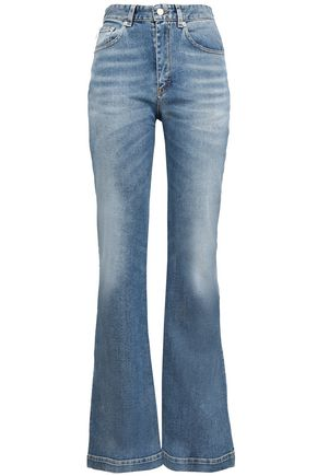 Blair High Rise Flared Jeans by Fiorucci
