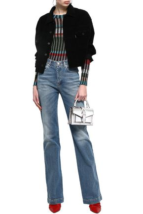 FIORUCCI Blair high-rise flared jeans