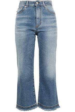 FIORUCCI Frayed boyfriend jeans