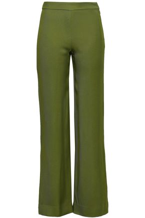 MISSONI Twill flared pants