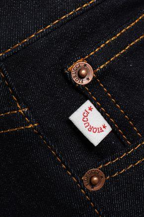 FIORUCCI Twig low-rise skinny jeans