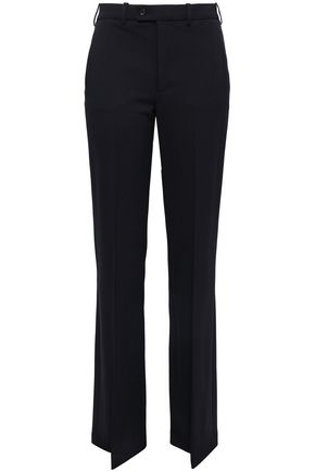JOSEPH Stretch-wool straight-leg pants