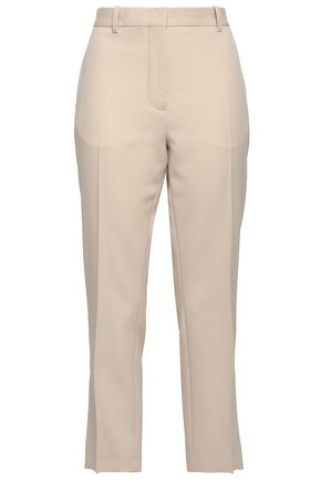 JOSEPH Zoom cropped stretch-wool tapered pants