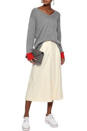 STELLA McCARTNEY Oliver pleated wool culottes