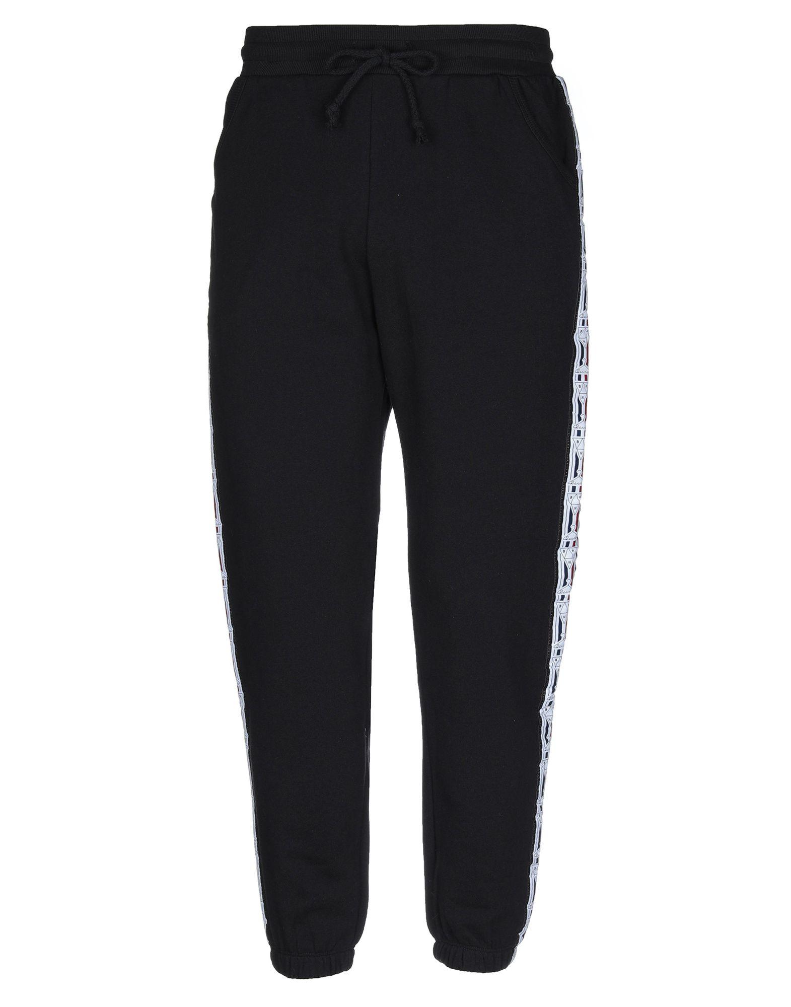 《セール開催中》BERNA メンズ パンツ ブラック XL コットン 100%