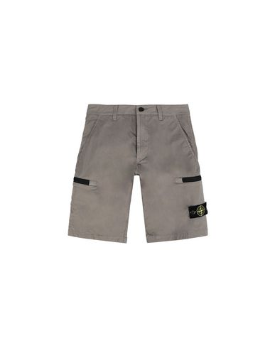 STONE ISLAND JUNIOR Shorts Man L0310 f
